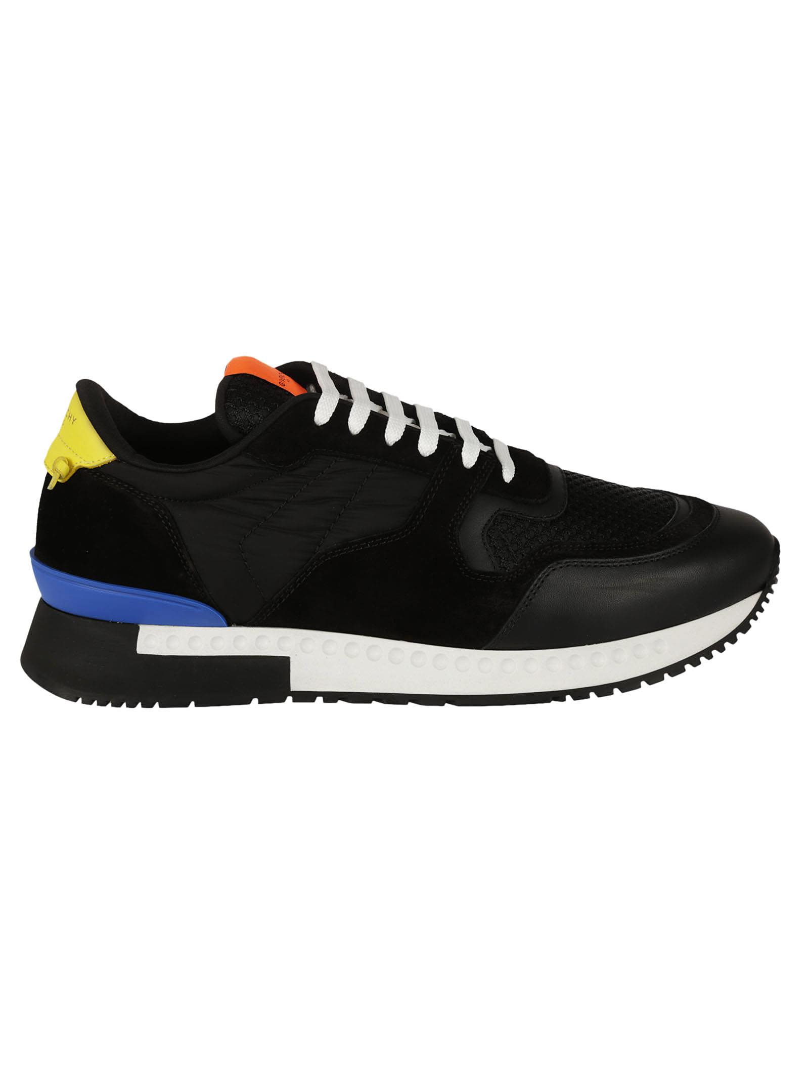 Givenchy - Givenchy Paneled Sneakers