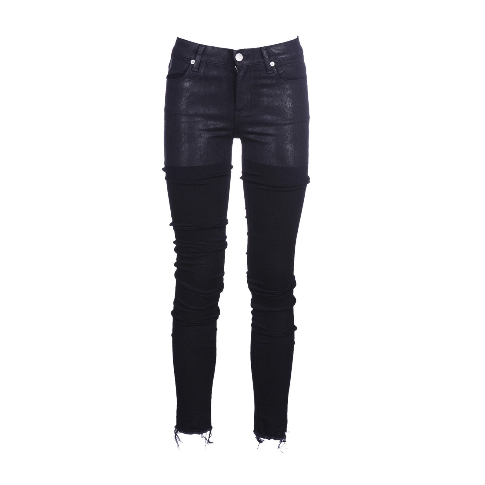 Alyx Waxed Slim Fit Jeans