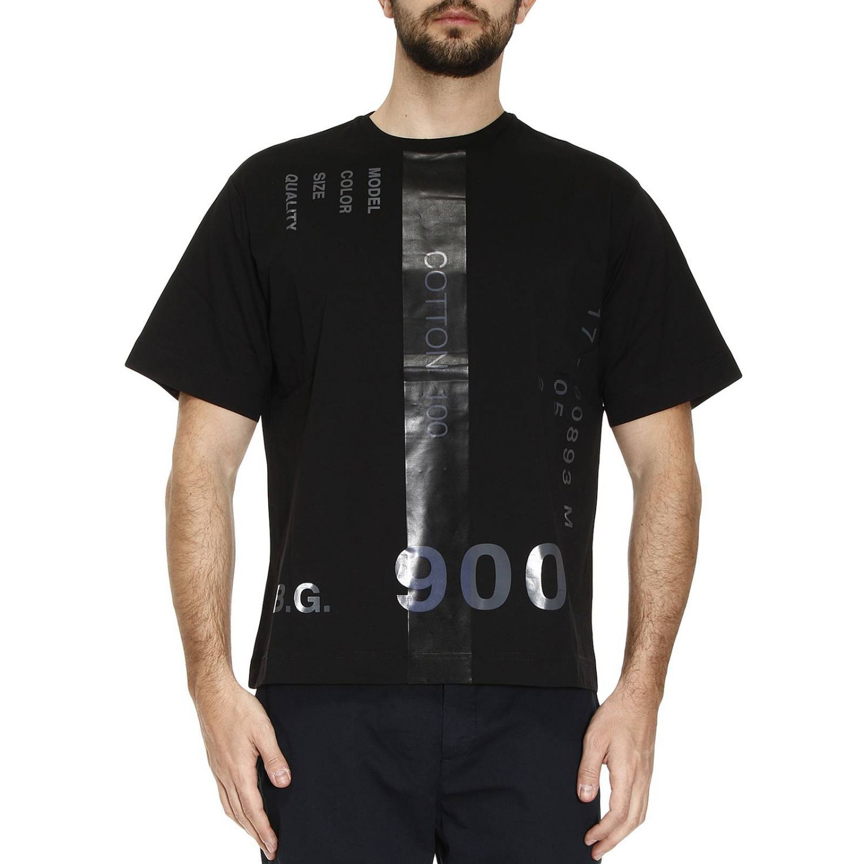 T-shirt T-shirt Men Diesel Black Gold