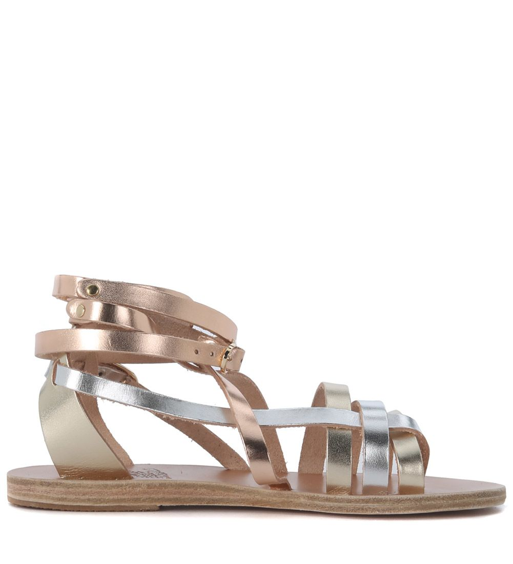 Ancient Greek Sandals Satira Leather Sandal
