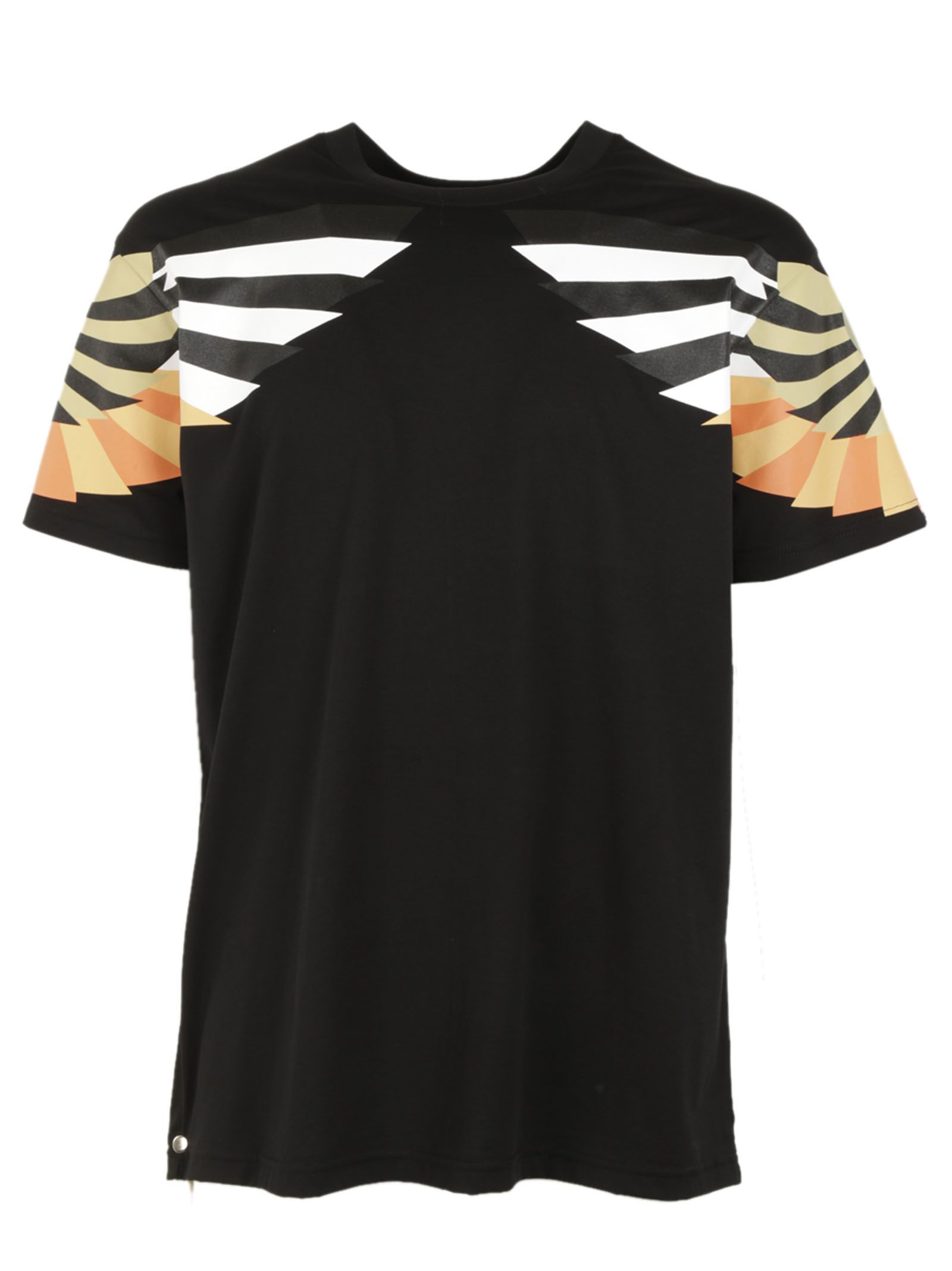Givenchy Wings Print Columbian-fit T-shirt