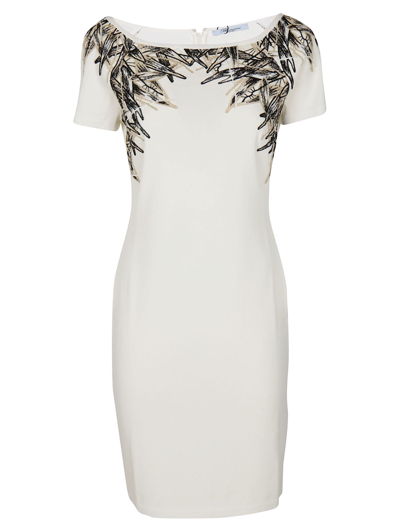 Blumarine Bamboo Dress