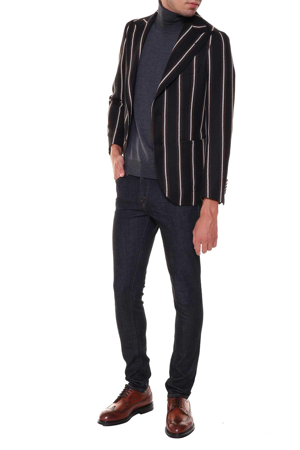 Tagliatore Tagliatore Striped Blazer