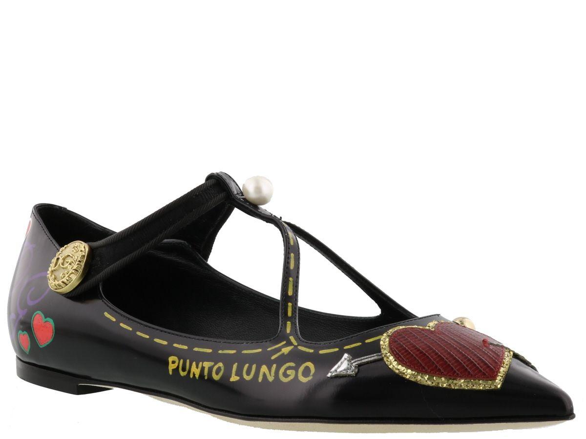 Dolce & Gabbana Bellucci Ballets