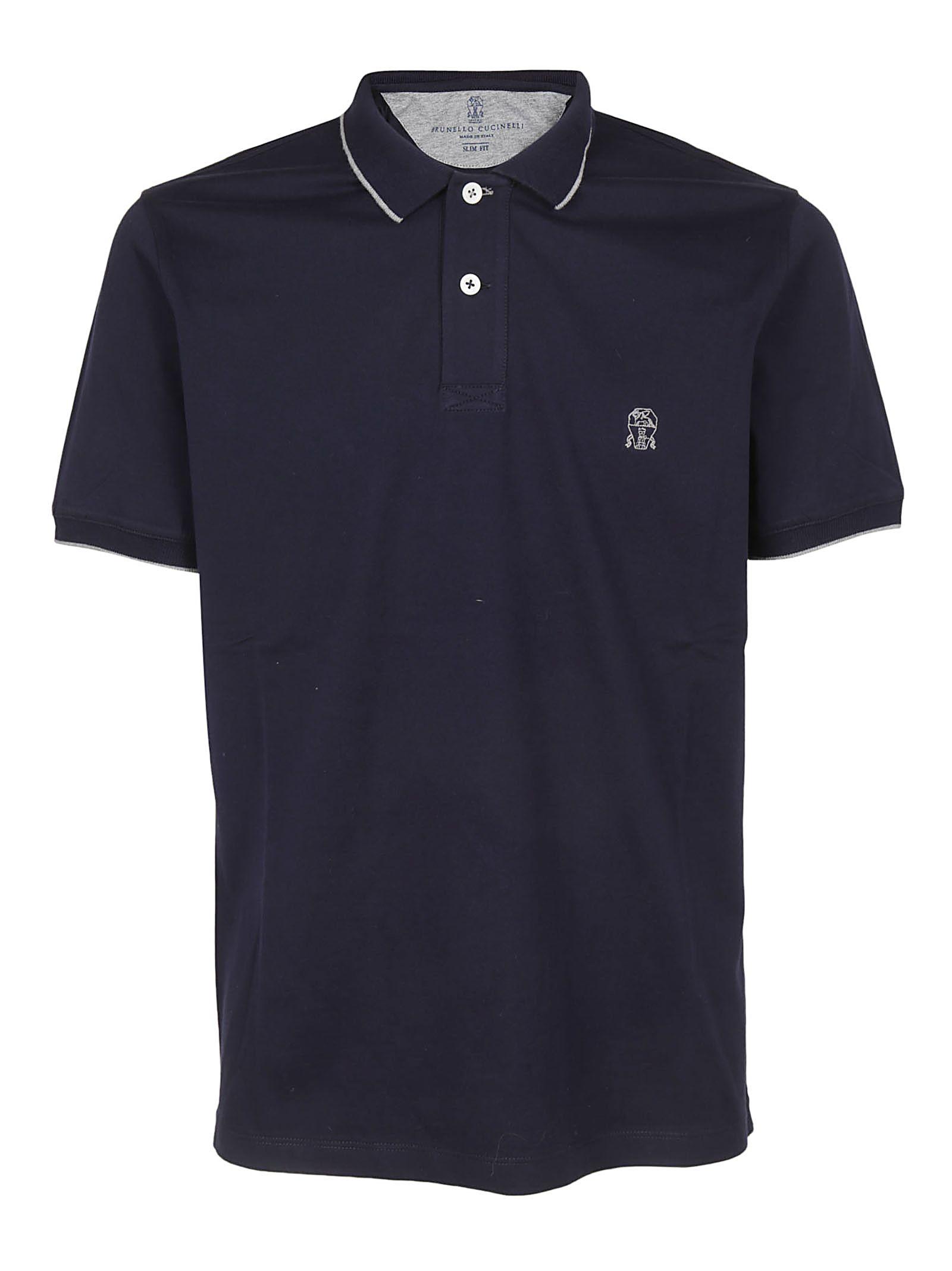 Brunello Cucinelli Brunello Cucinelli Classic Polo Shirt