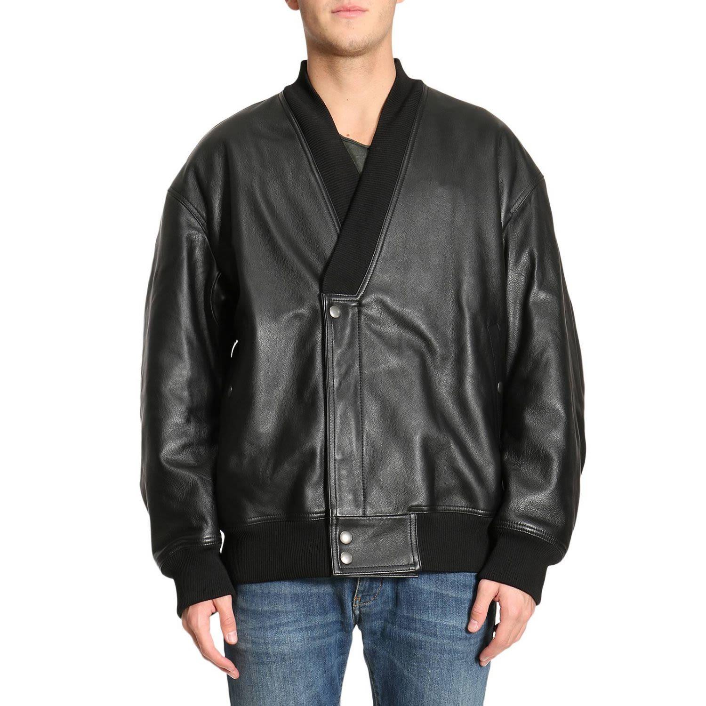 Jacket Jacket Women Diesel Black Gold