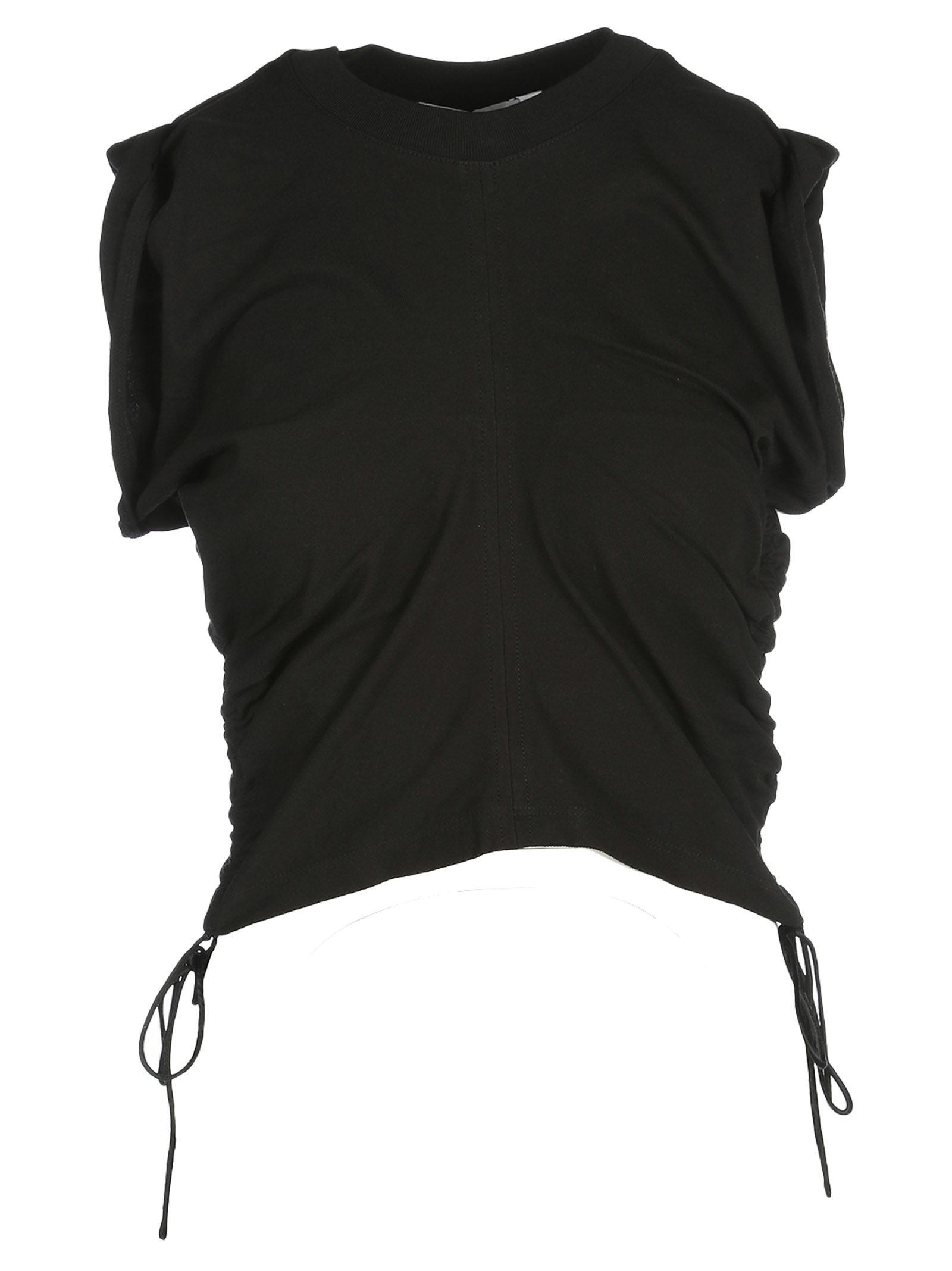 T By Alexander Wang Top With Drawstring Insert