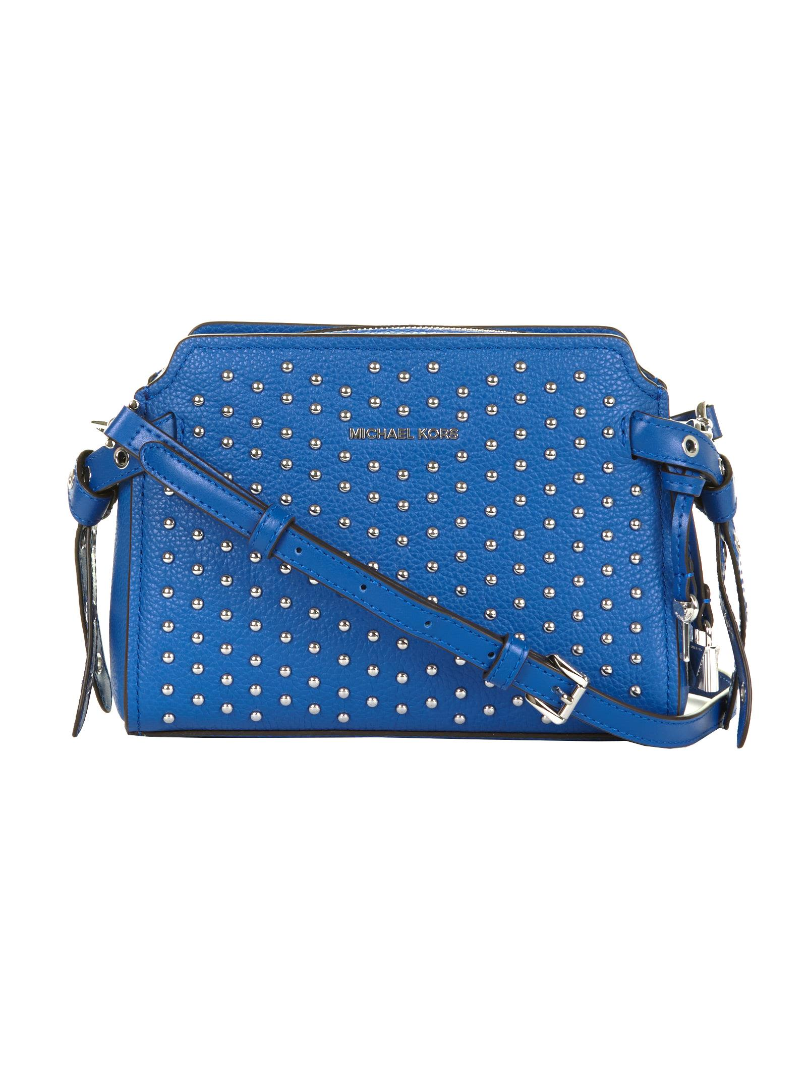 Michael Kors Bristol Studded Messenger Bag