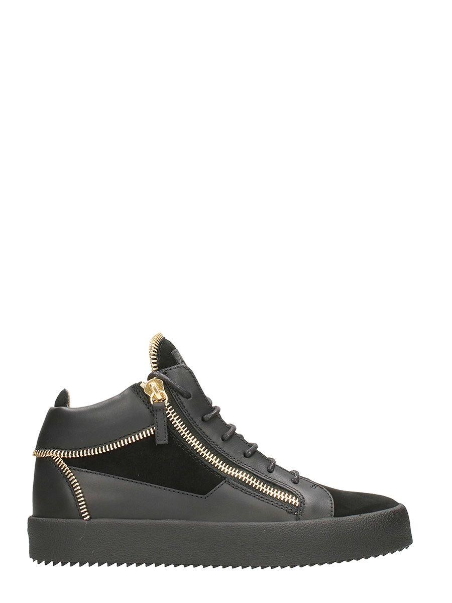Giuseppe Zanotti Kriss Sneakers Mid Top