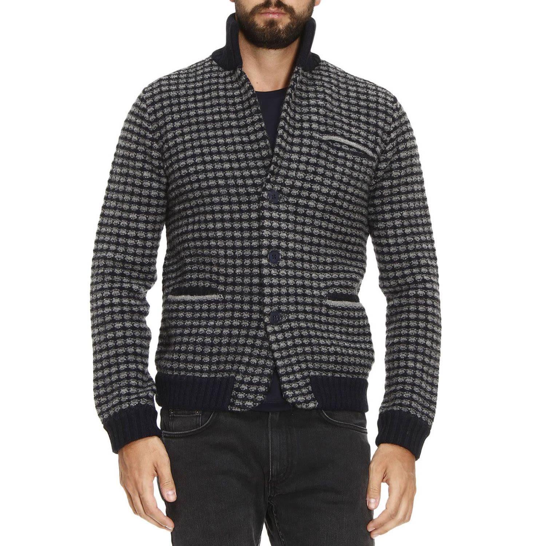 Cardigan Sweater Men Emporio Armani