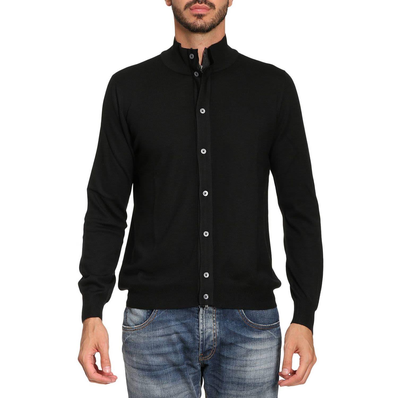 Cardigan Sweater Men Fay