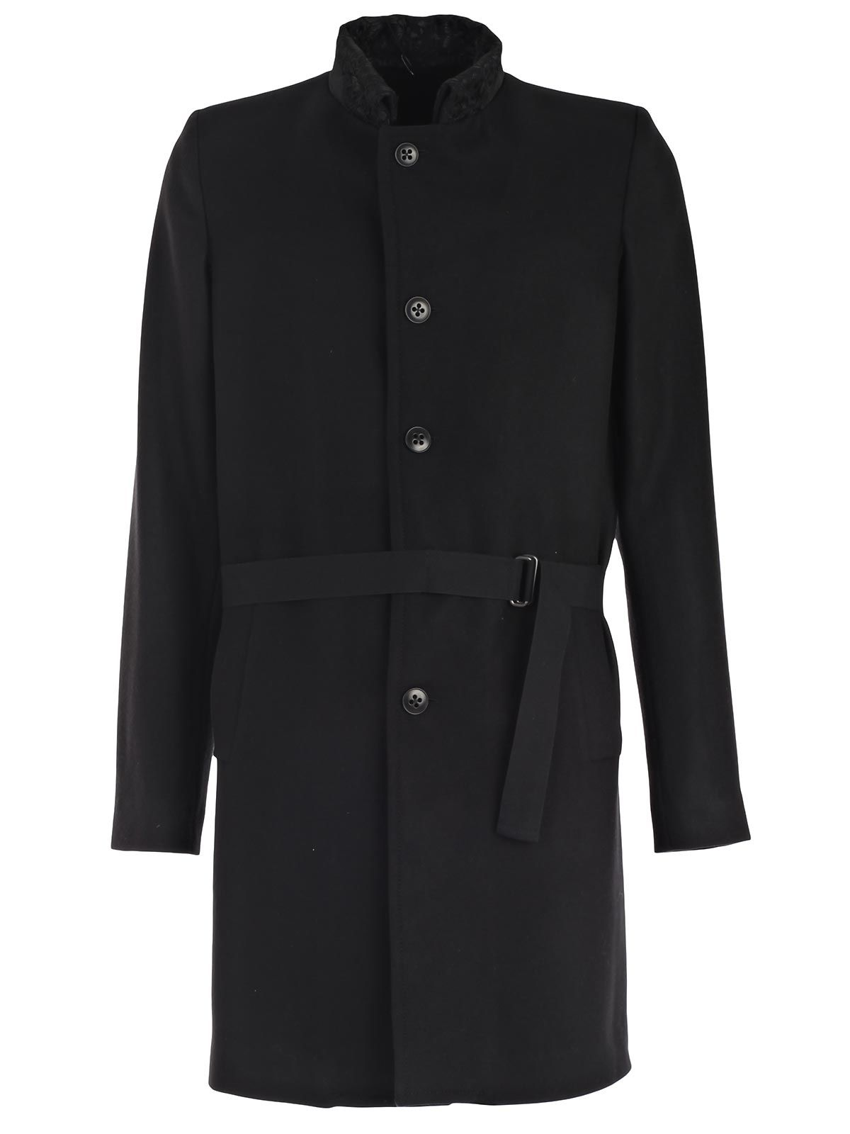 Ann Demeulemeester Grise Coat