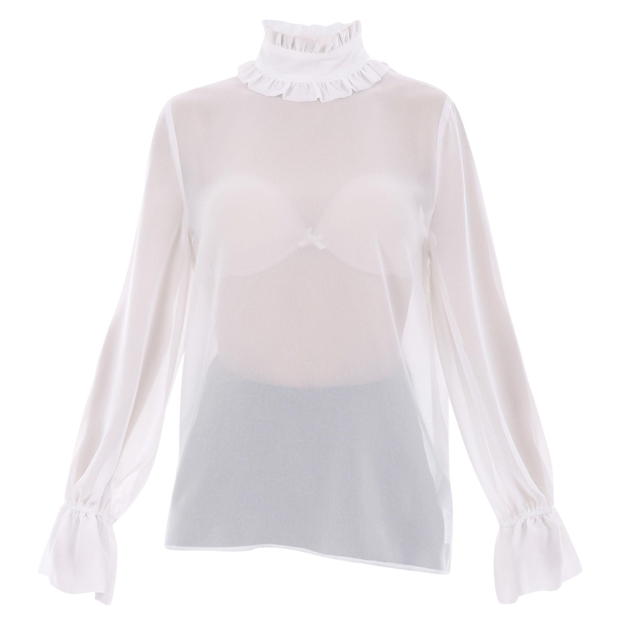 Blugirl Long Sleeved Blouse