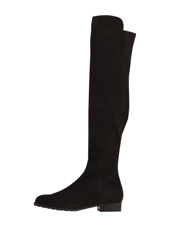 Stuart Weitzman 2,5cm Flat High Suede Boots