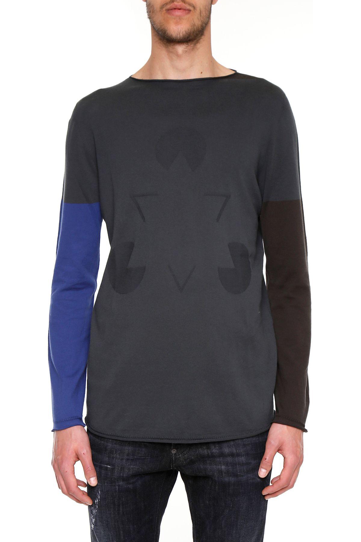 Long-sleeved Pull