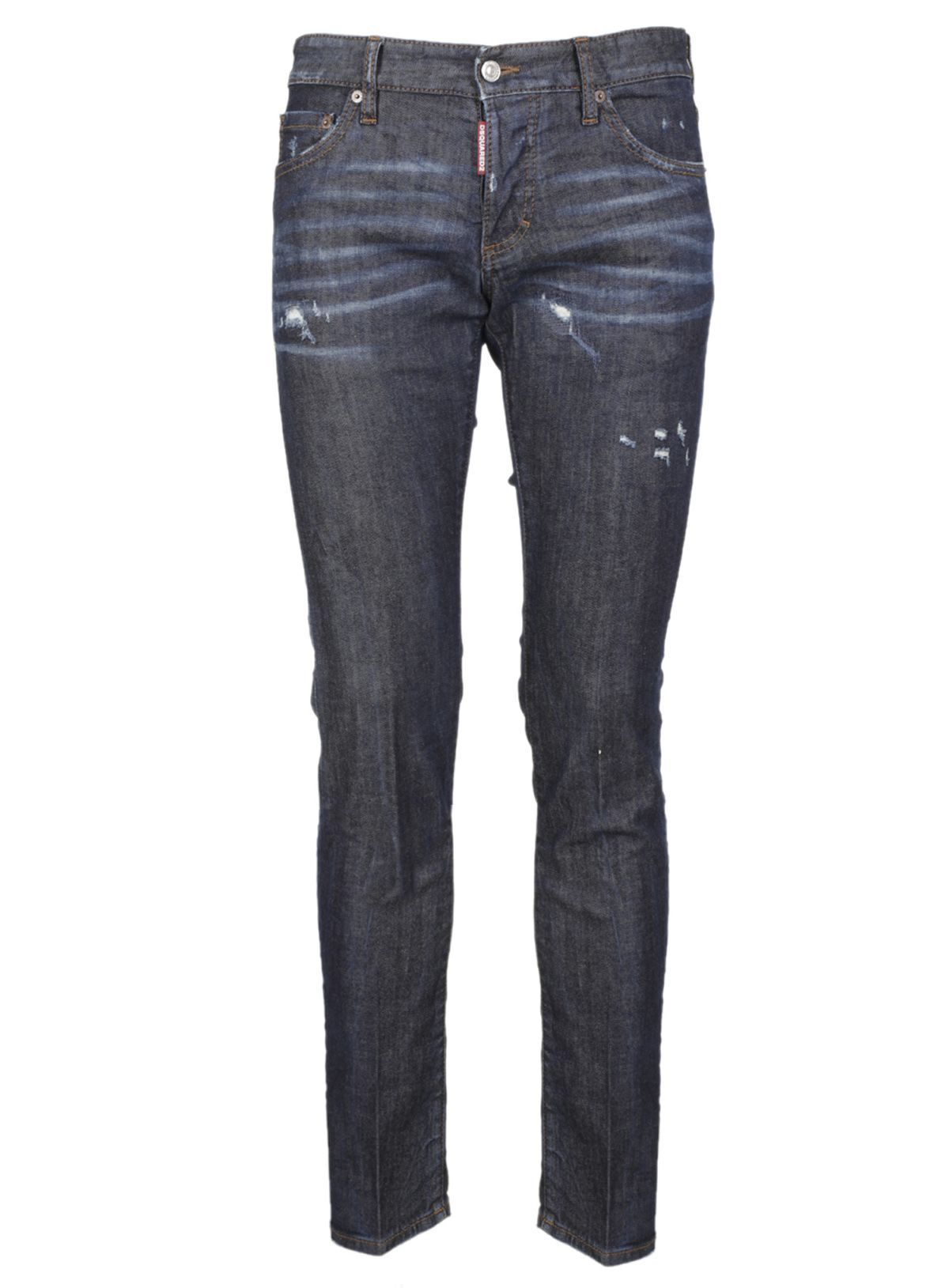 Dsquared2 Slightly Distressed Jeans