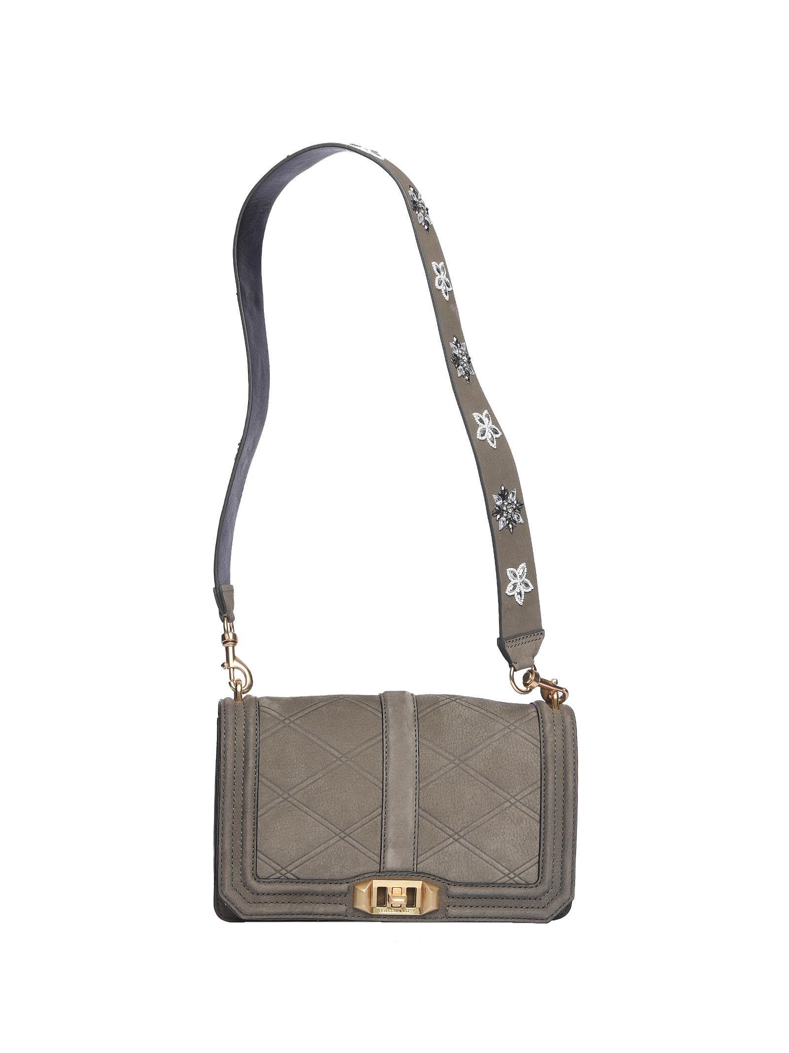Rebecca Minkoff Love Crossbody Shoulder Bag