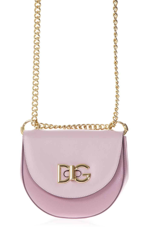 Dolce & Gabbana wifi Cross-body Bag N Grained Leather