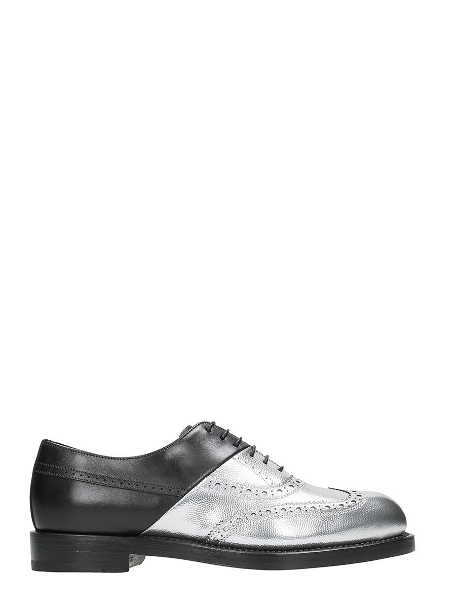 pierre hardy pierre hardy twin perfored oxford shoes black women 39 s laced shoes italist. Black Bedroom Furniture Sets. Home Design Ideas