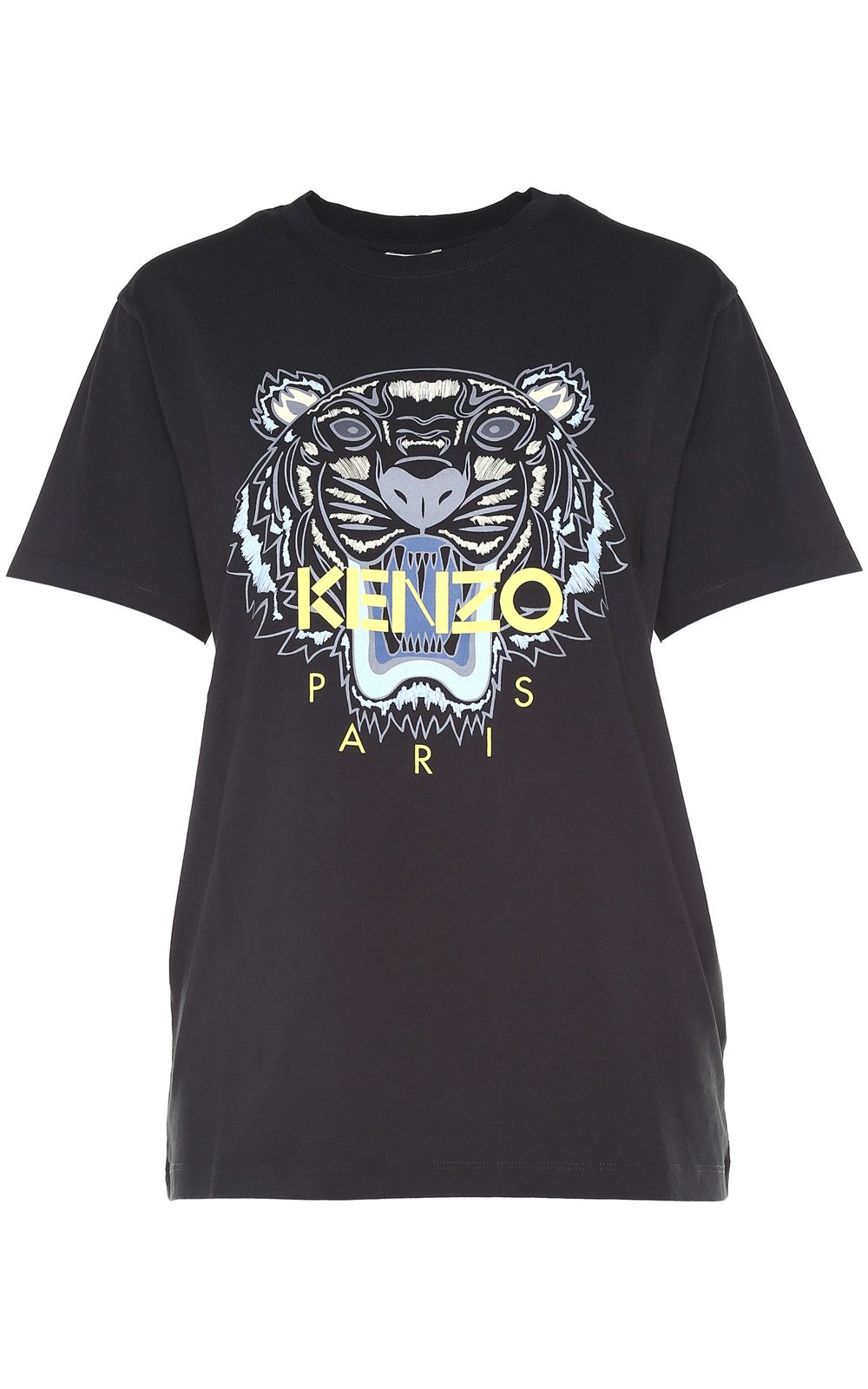 Kenzo Kenzo Tiger Cotton-jersey T-shirt
