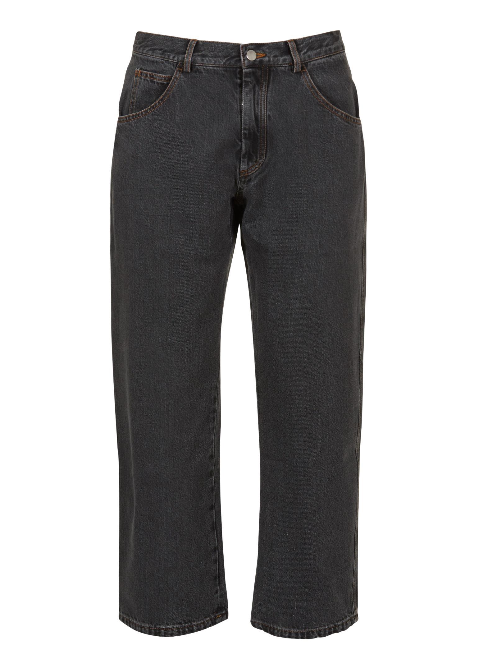 Gosha Rubchinskiy Washed Denim Jeans