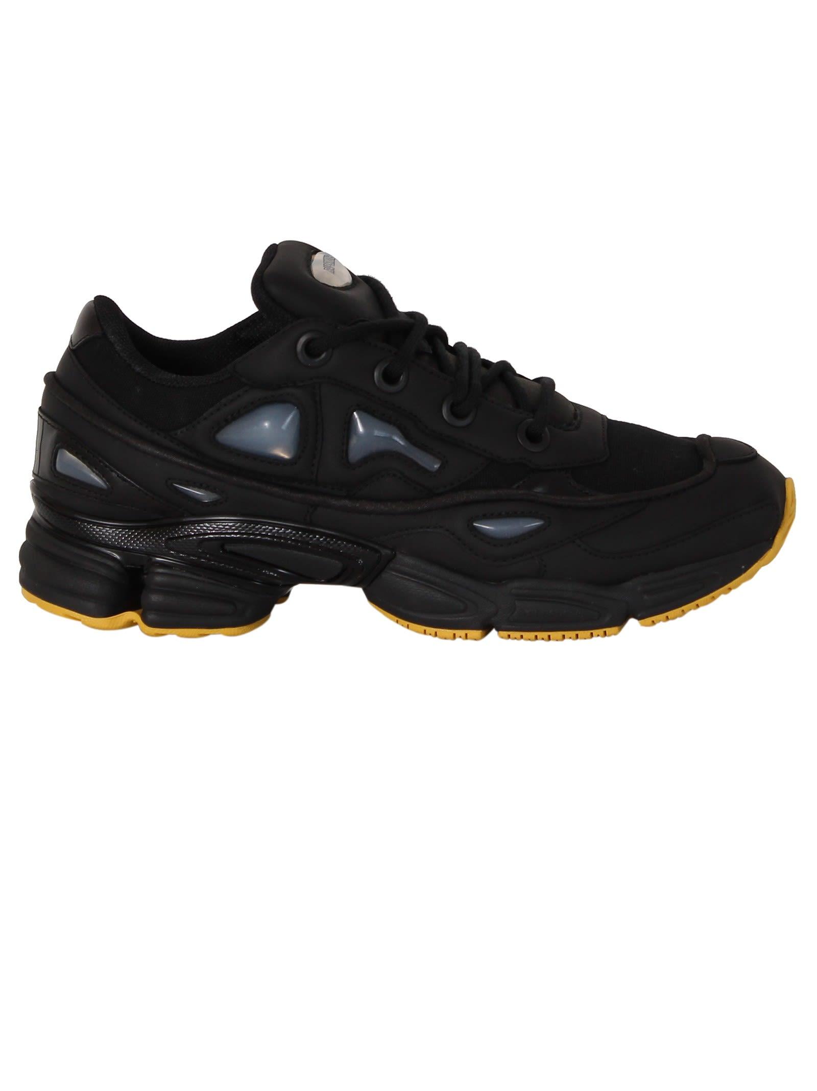 Adidas By Raf Simons Ozweego Iii Black Sneakers