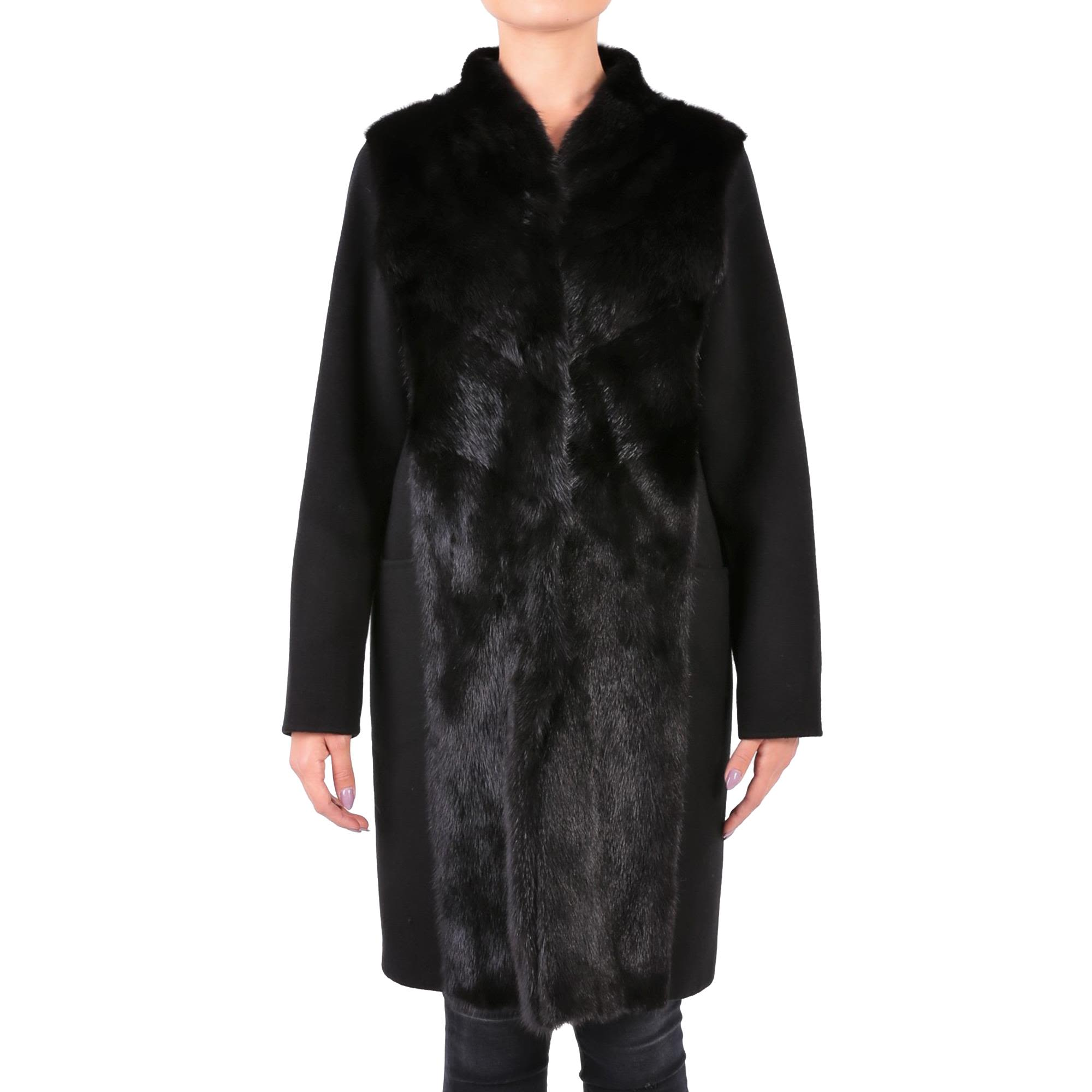 Rizal Wool And Cashmere Coat