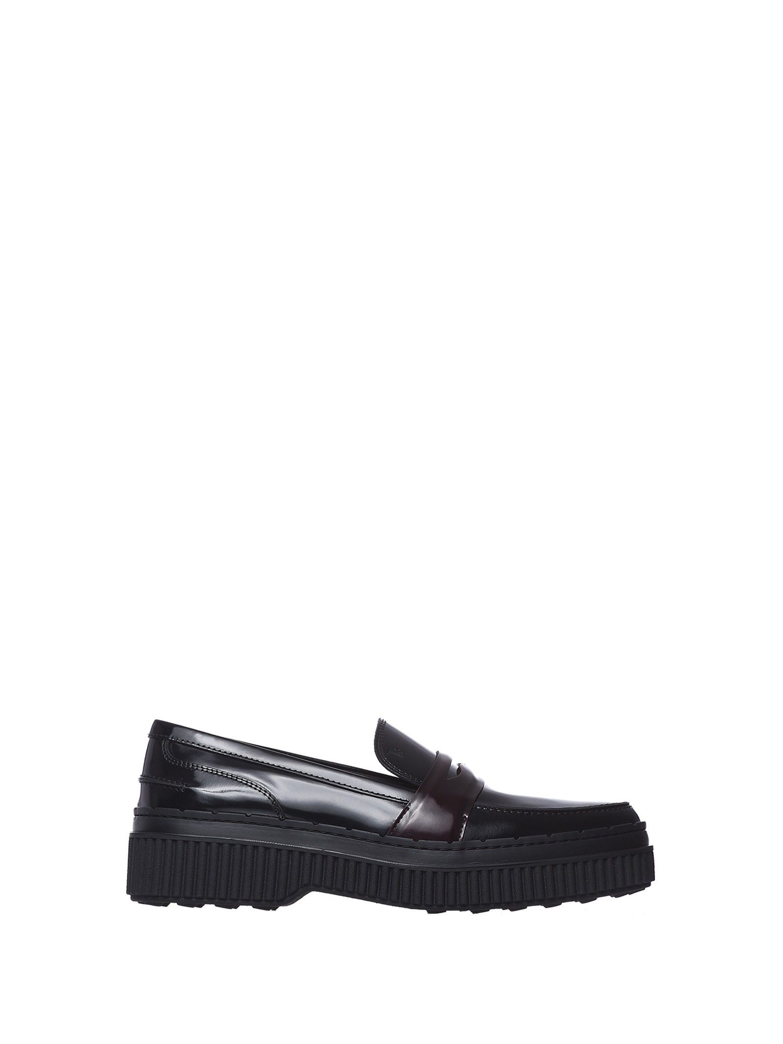 Tods Black Women Loafers