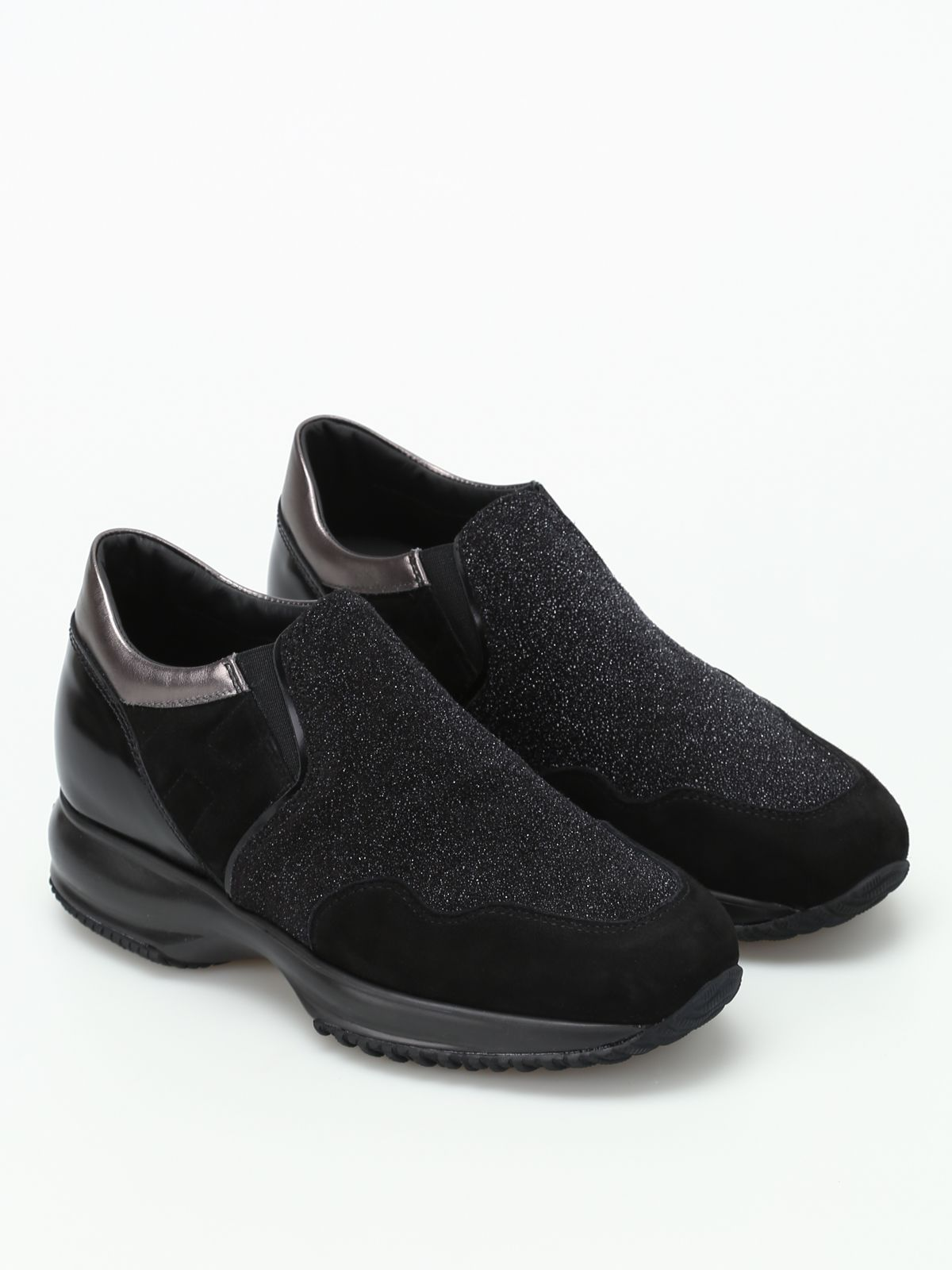 Hogan Interactive Slip-on Sneakers