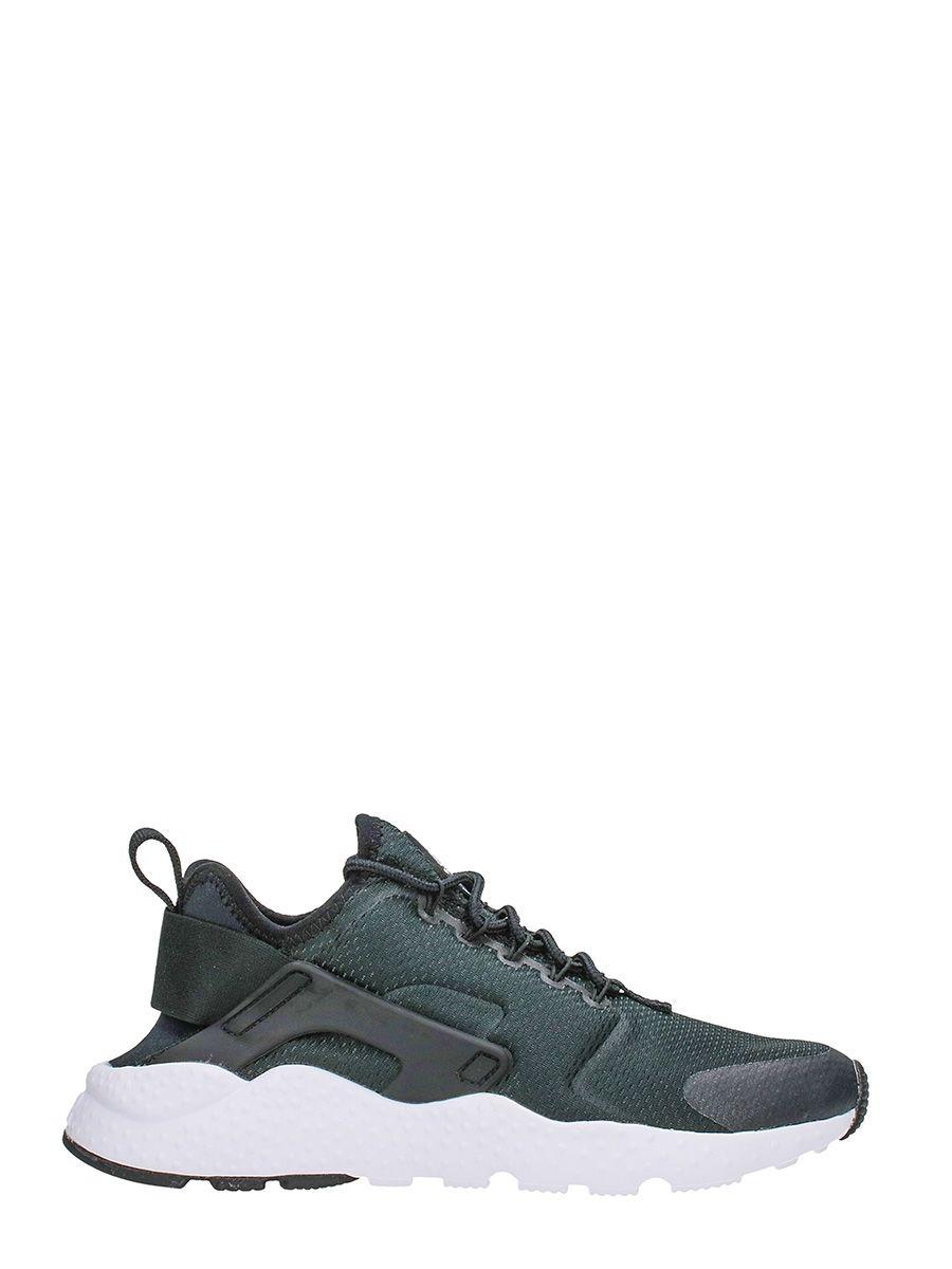 Nike Huarache Dark Green Sneakers