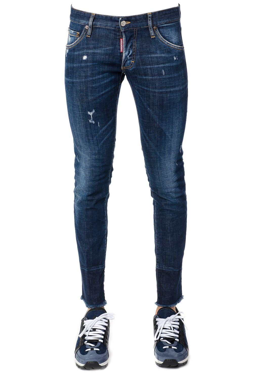 Dsquared2 Clement Denim Stretch Jeans
