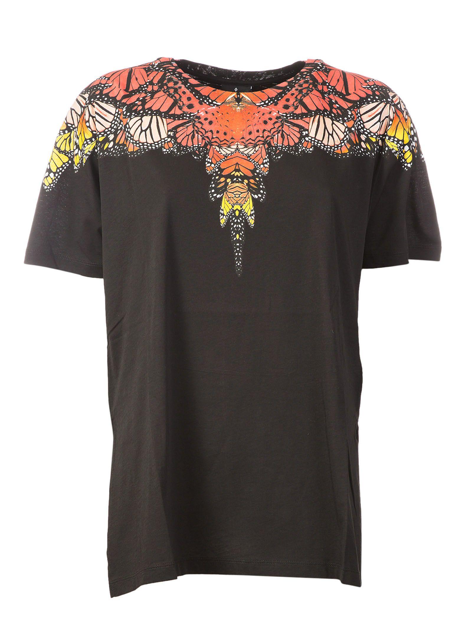 Marcelo Burlon Embellished T-shirt