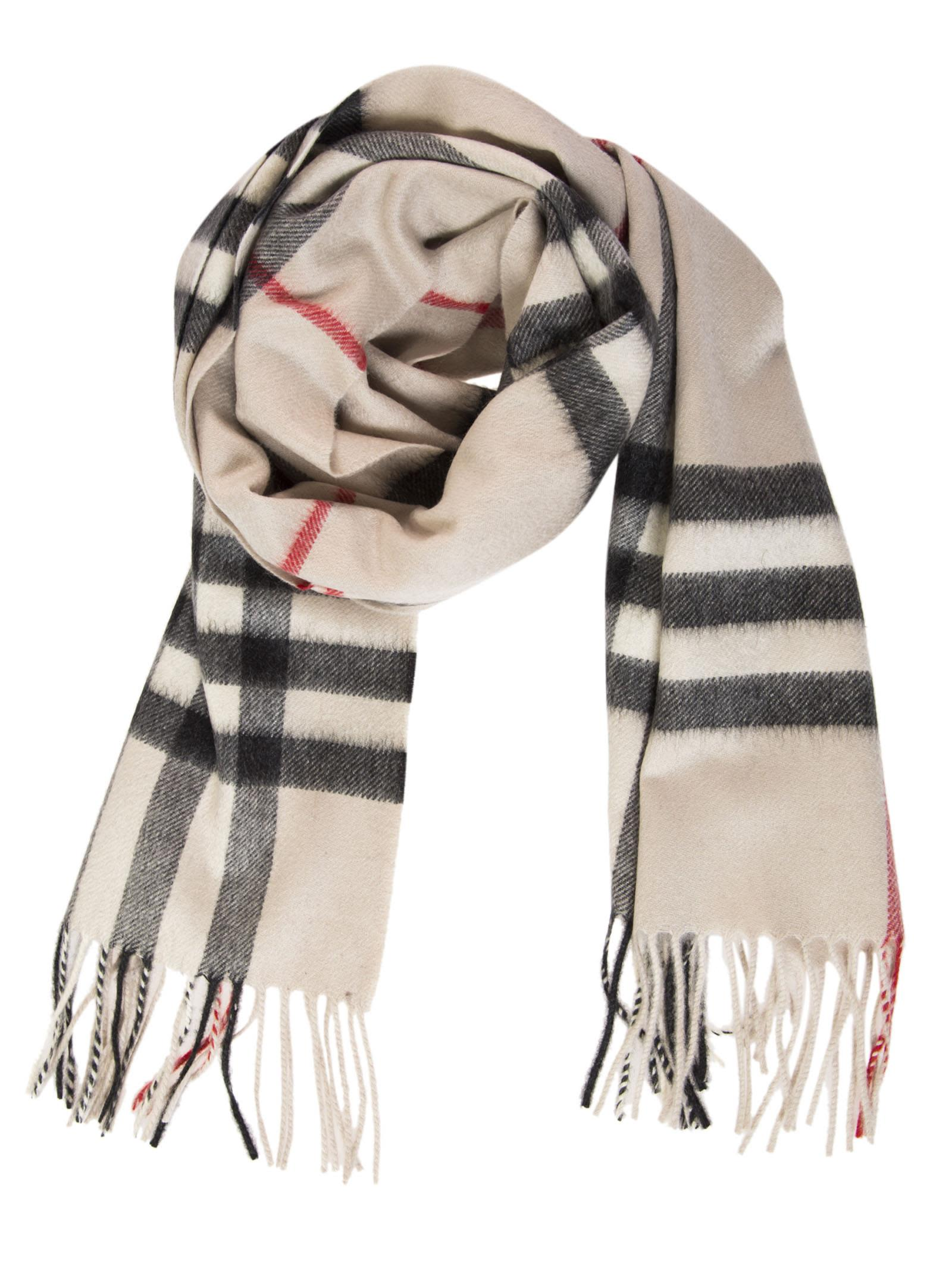 Burberry Classic Check Scarf