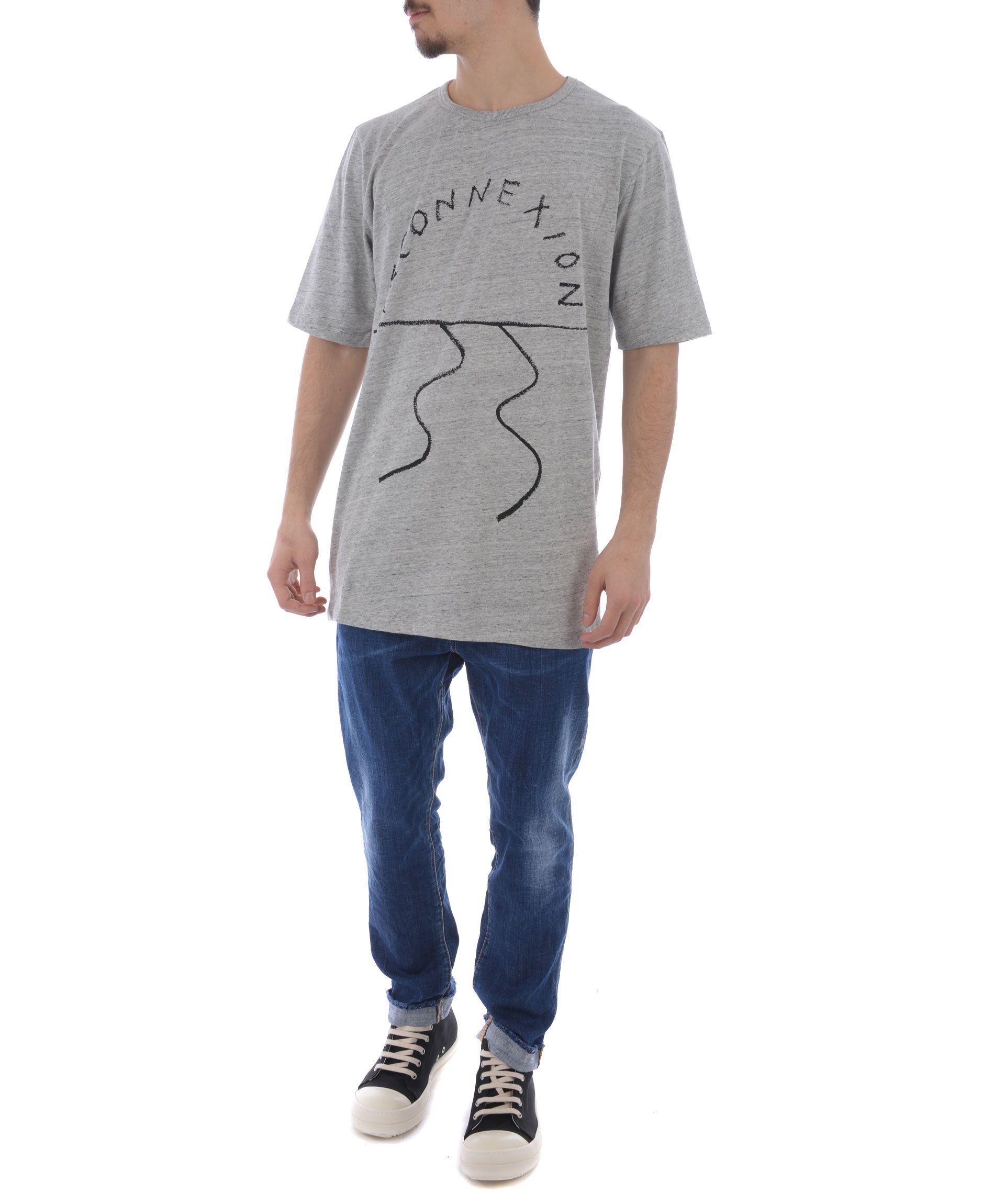 Etudes Printed T-shirt