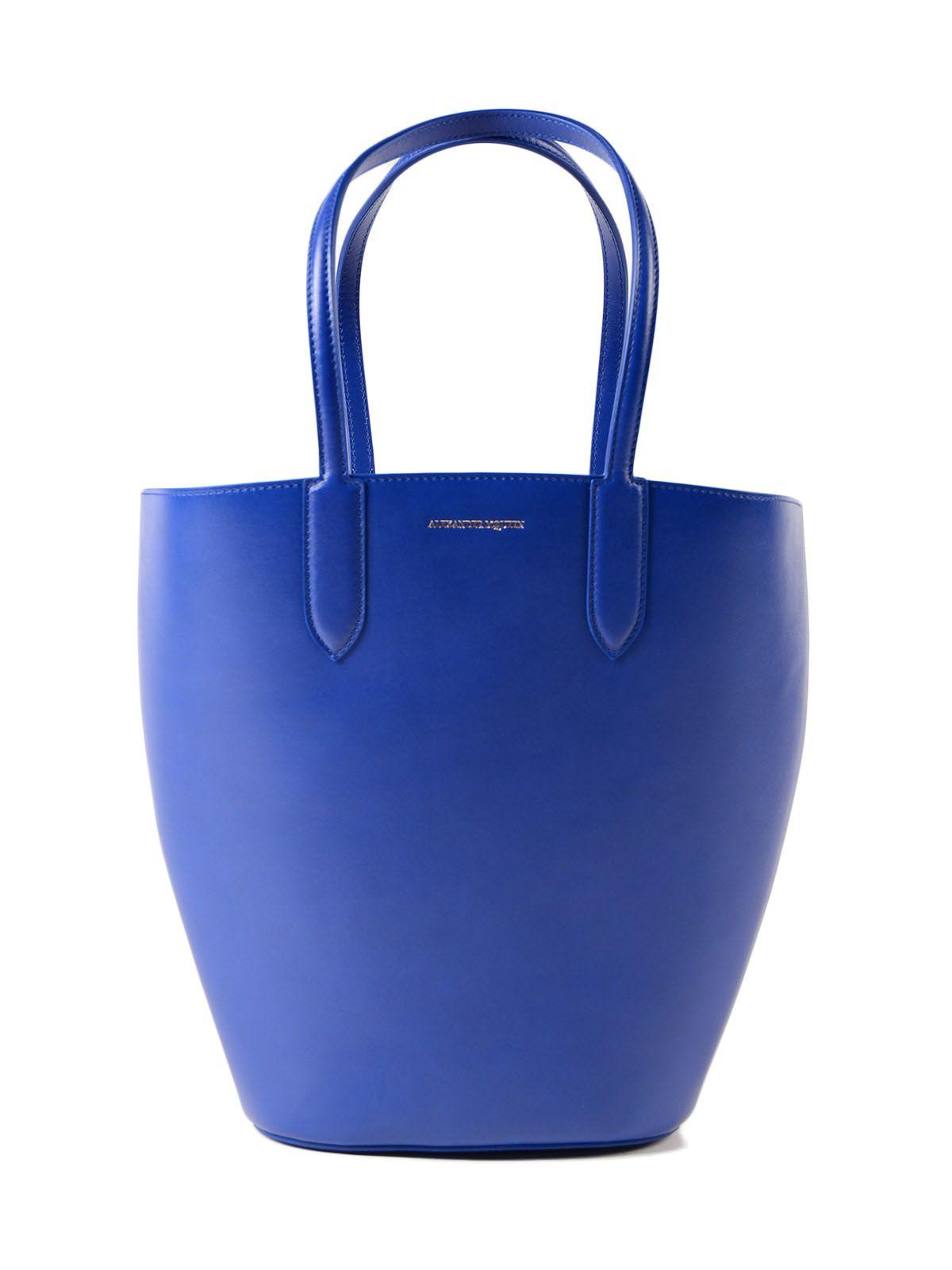 Alexander McQueen Small Shoulder Strap Basket