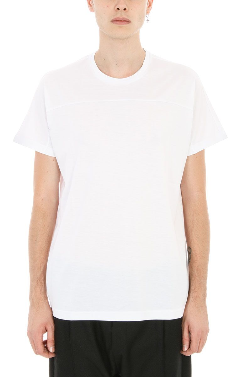 Low Brand B57 White Cotton T-shirt
