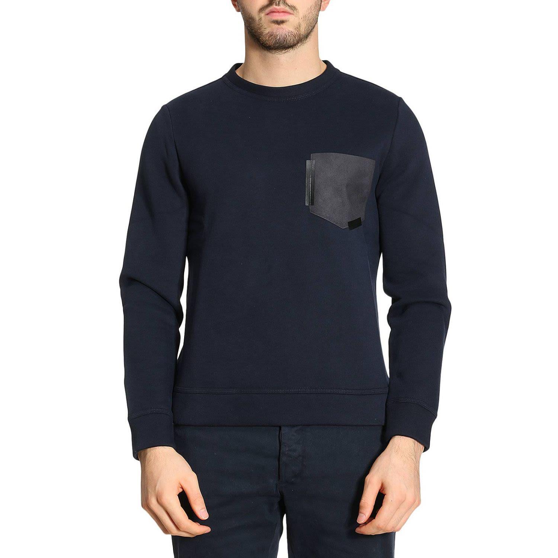 Sweater Sweater Men Paolo Pecora