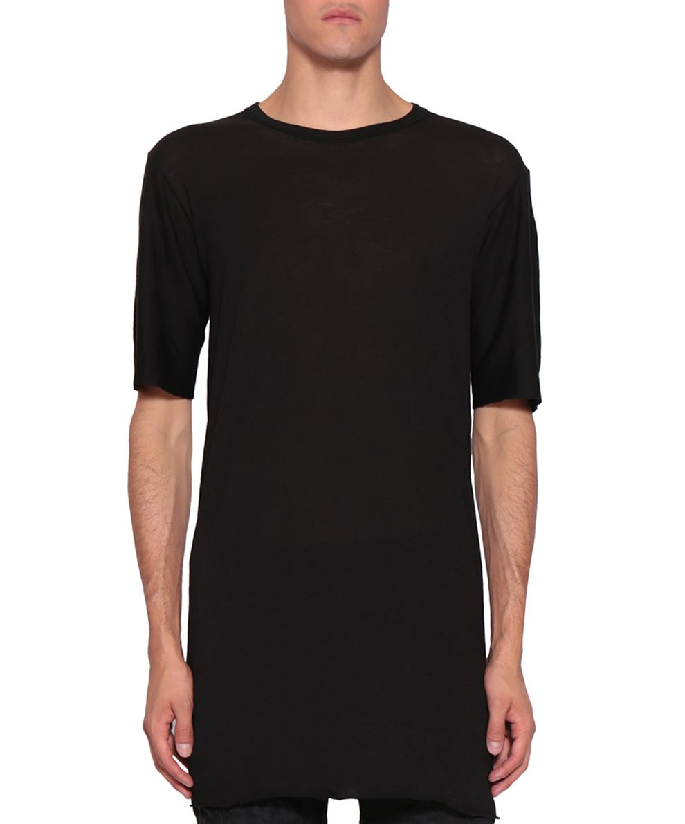 Boris Bidjan Saberi Basic Cotton T-shirt