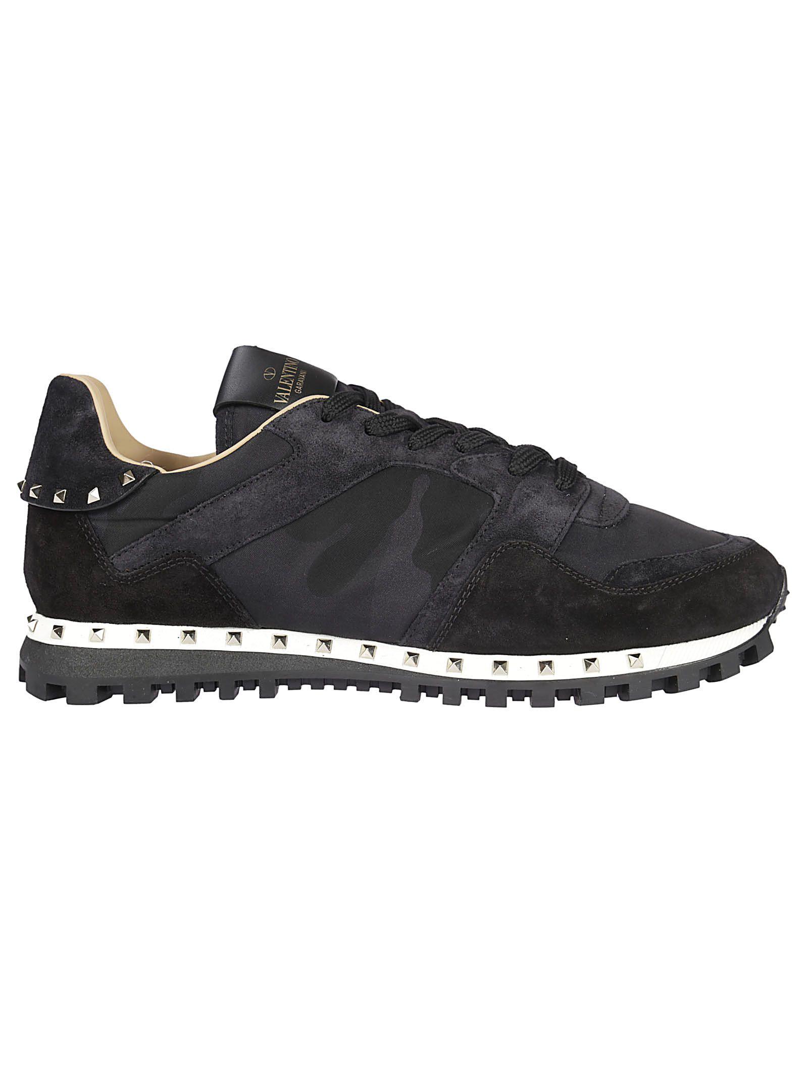 Valentino Garavani Soul Rockstud Sneakers