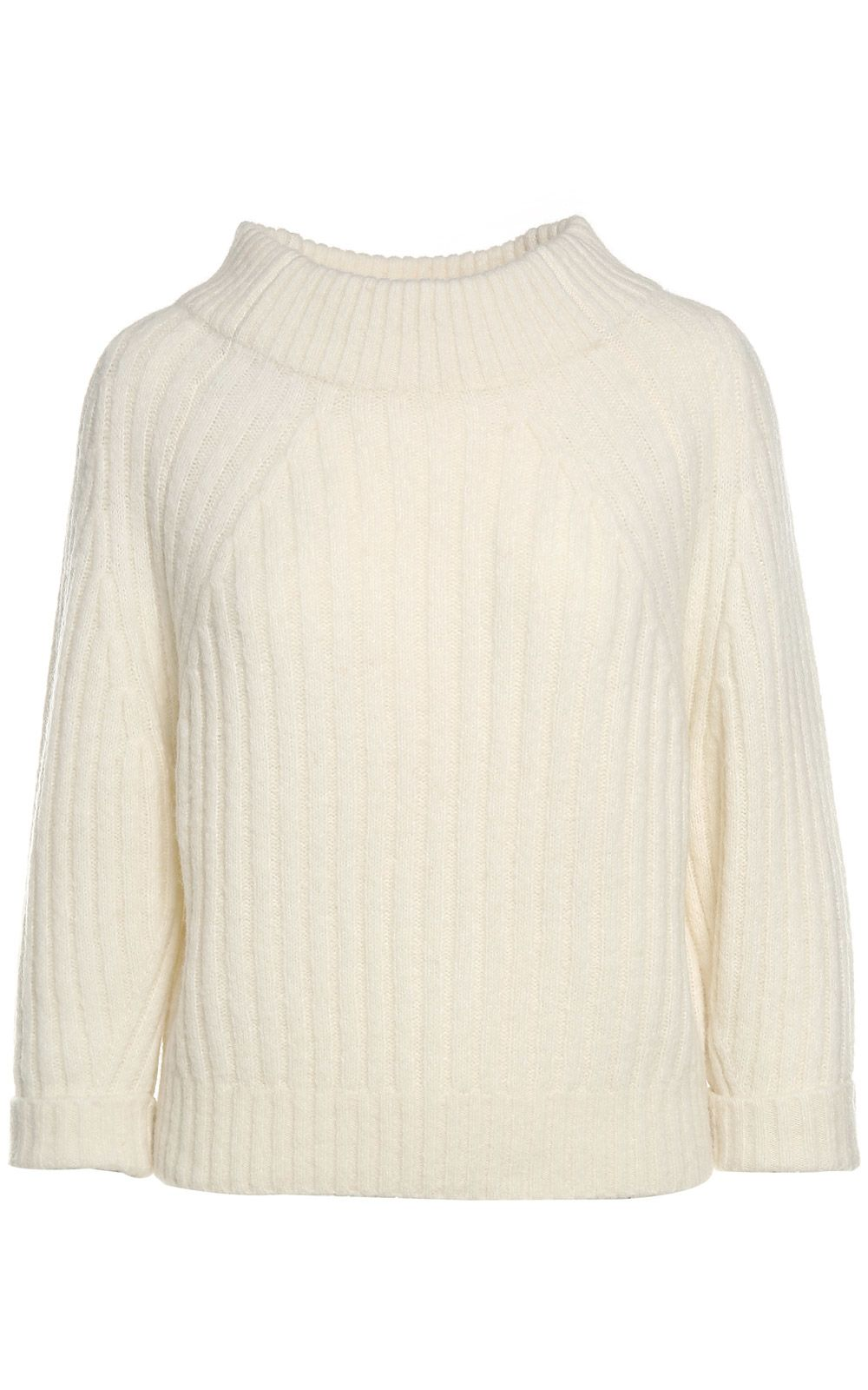 3.1 Phillip Lim Ribbed Wool And Alpaca-blend Sweater