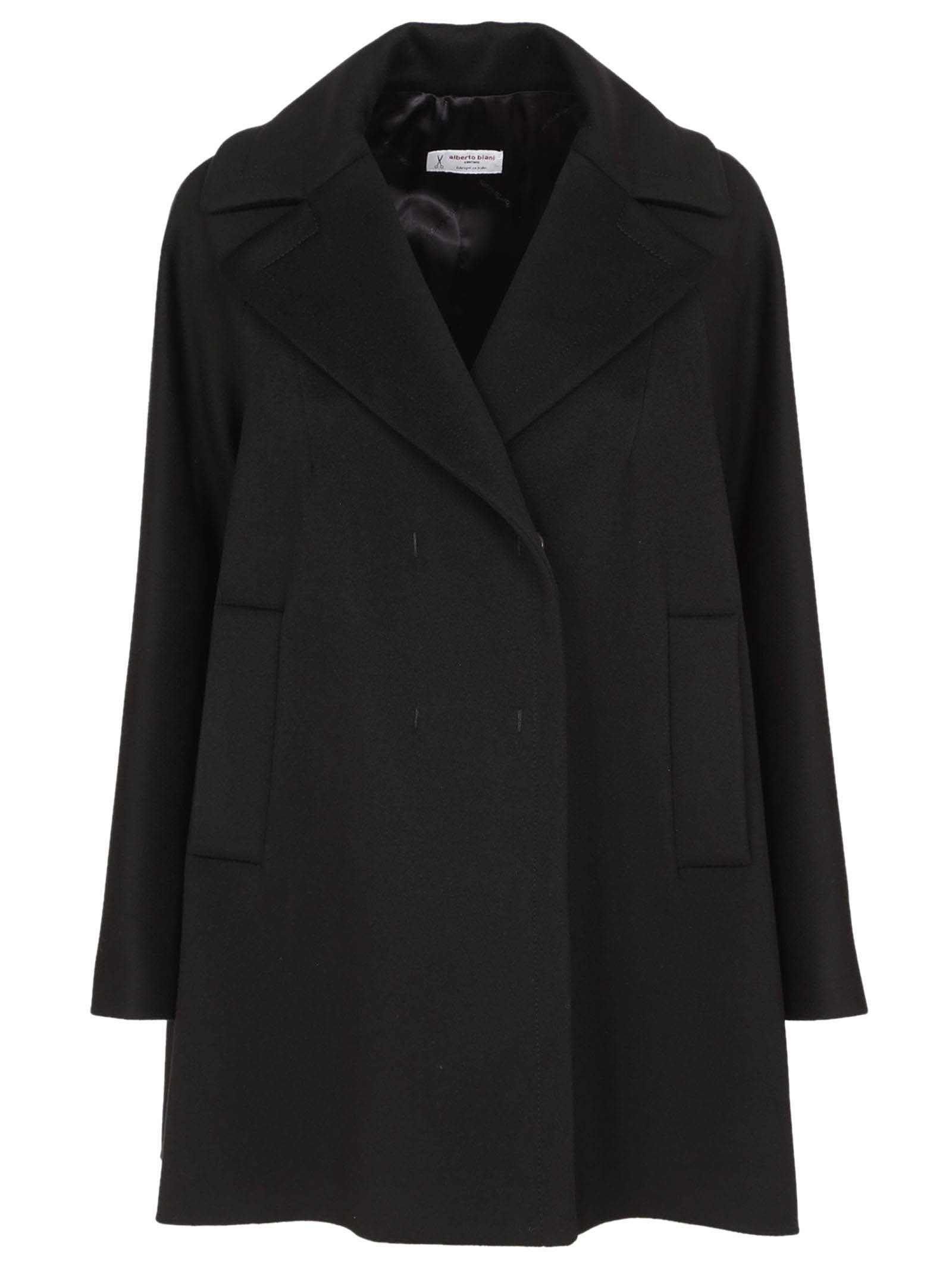 Alberto Biani Wide Fit Coat