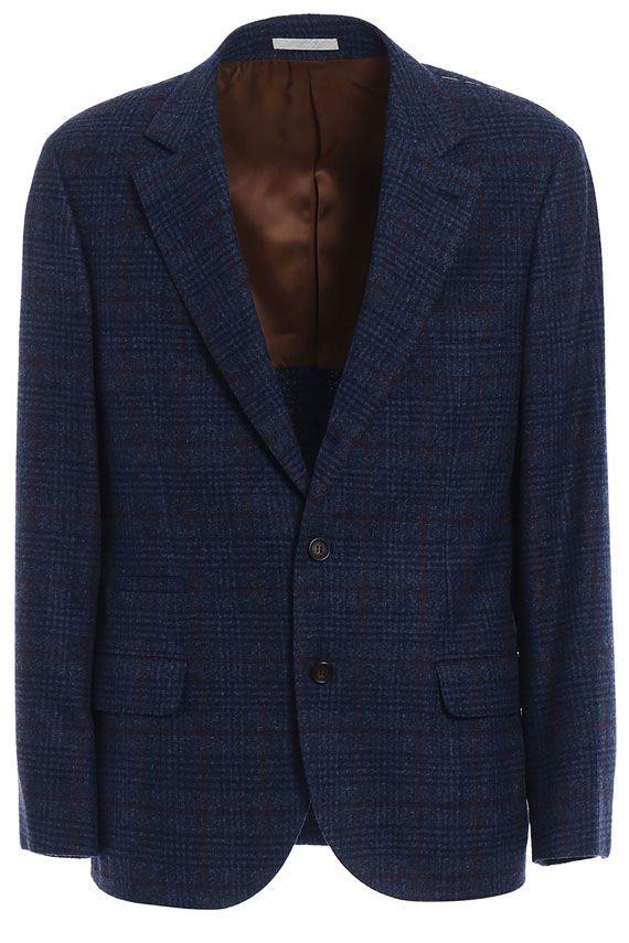 Brunello Cucinelli Woolen Jacket