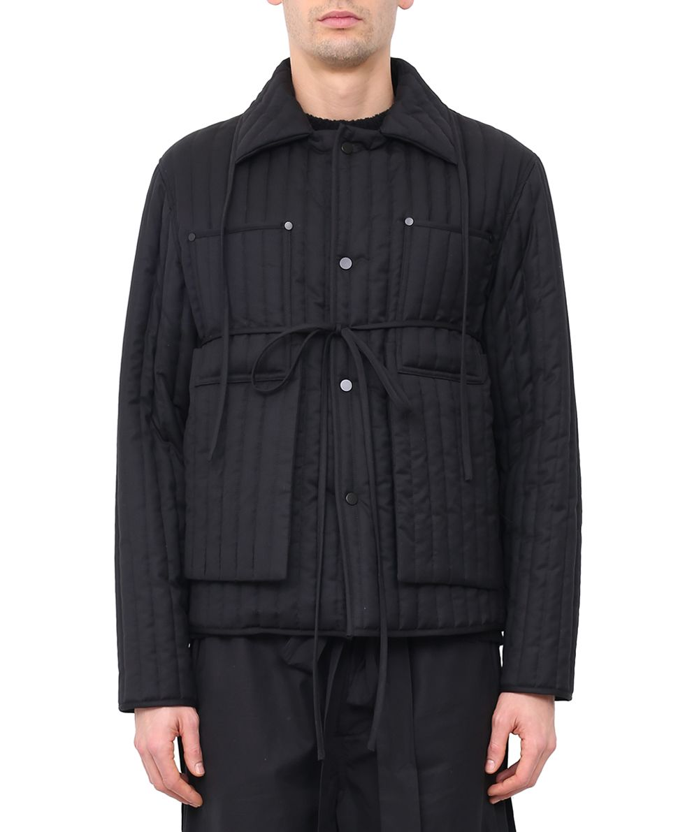 Craig Green Quilted Wool Workwear Jacket 8962501