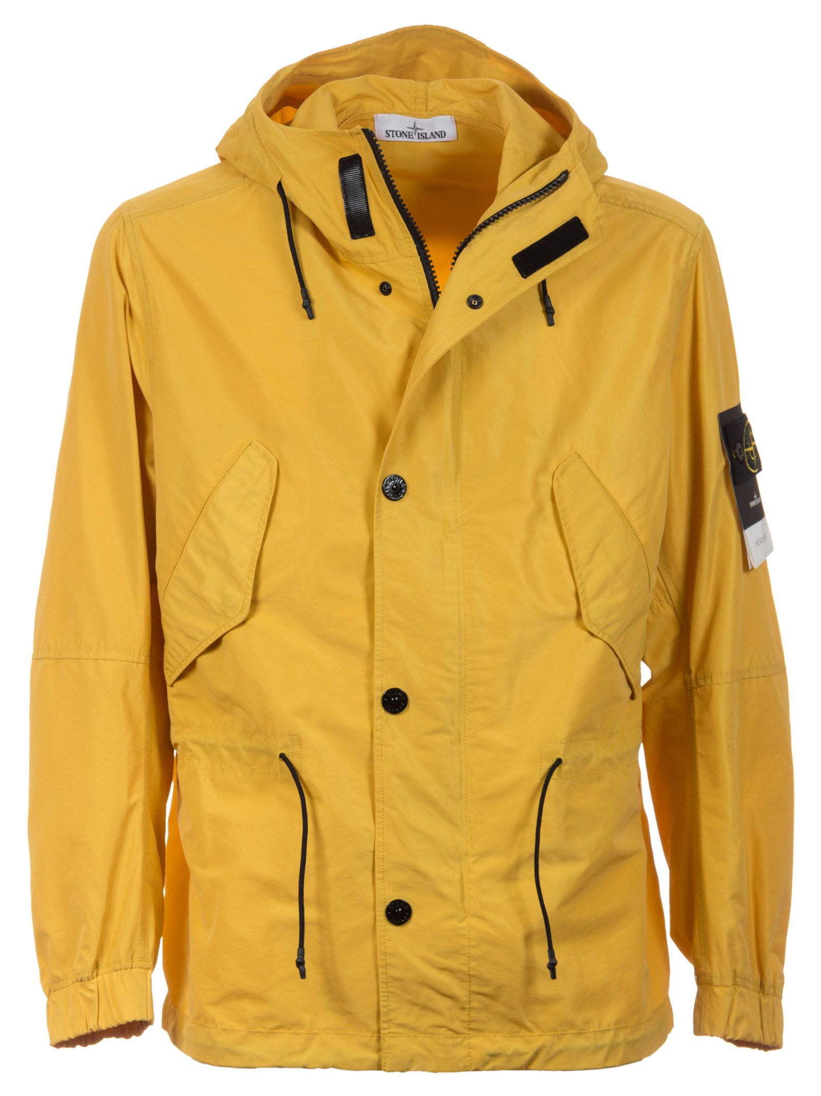 Stone Island Micro Reps Hooded Parka