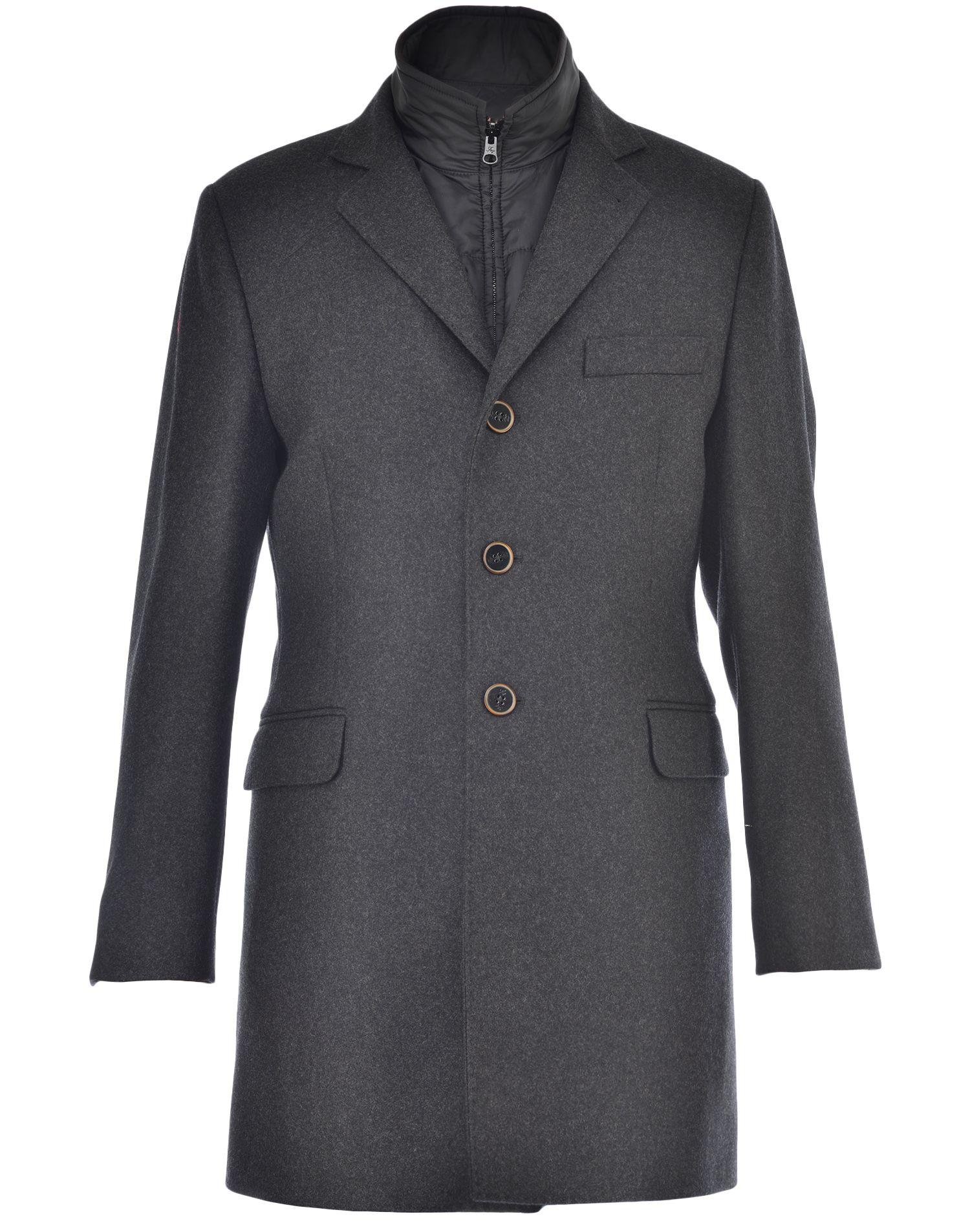 Fay Coat With Waistcoat
