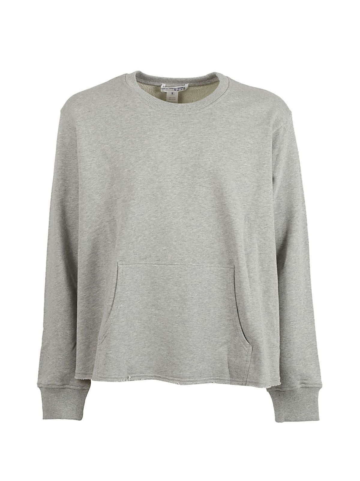 Comme Des Gar?ons Shirt Boy Crew Neck Sweater