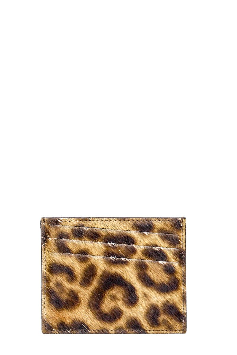 Maison Margiela Animalier Card Holder