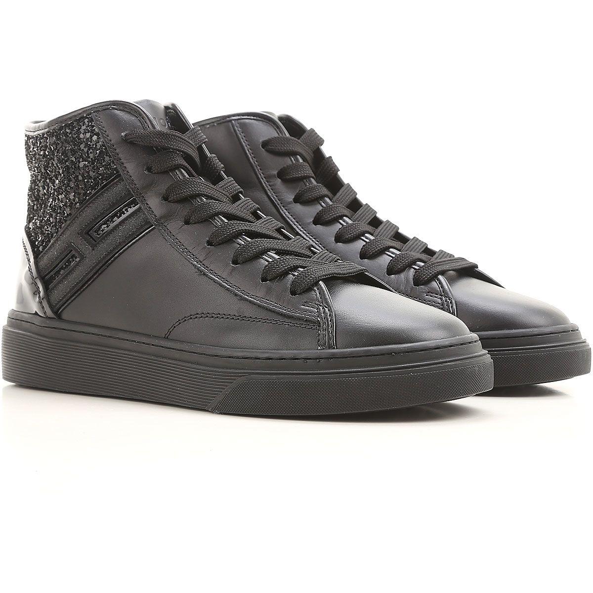 High-top Sneakers H342