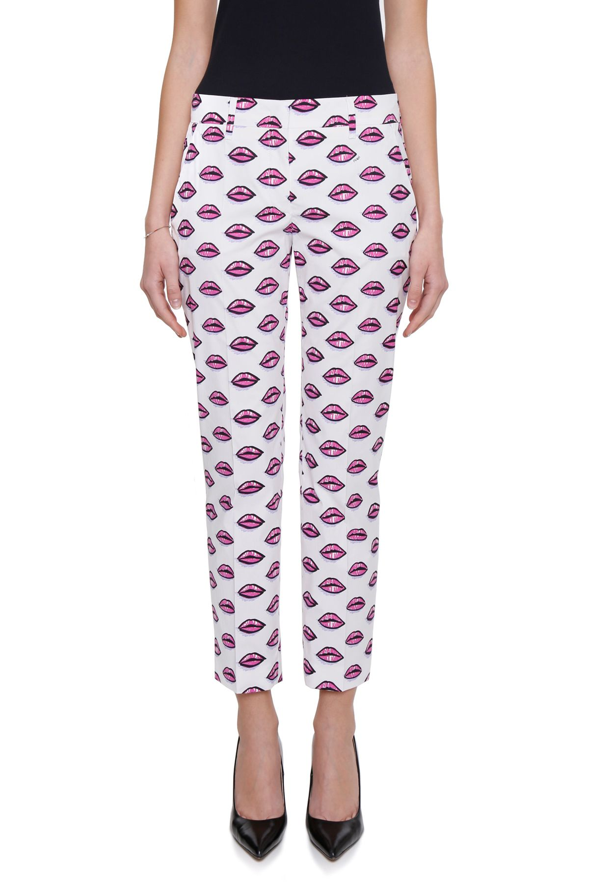 Kiss Stretch Poplin Trousers