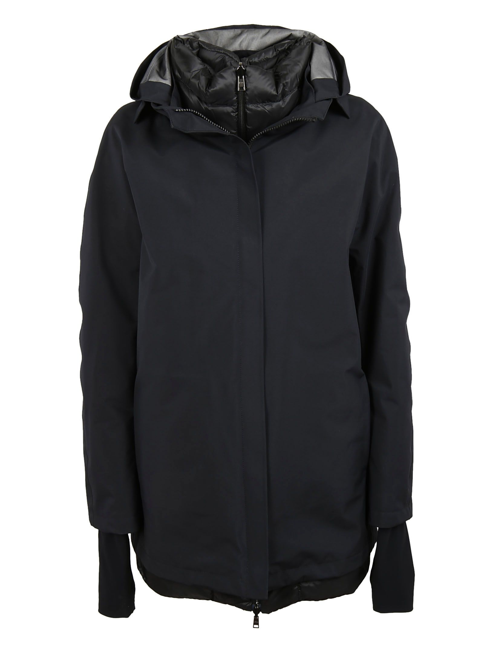 Herno Detachable Hood Down Jacket
